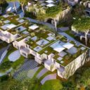 Green Roof Prefab Housing Offers Ocean Views